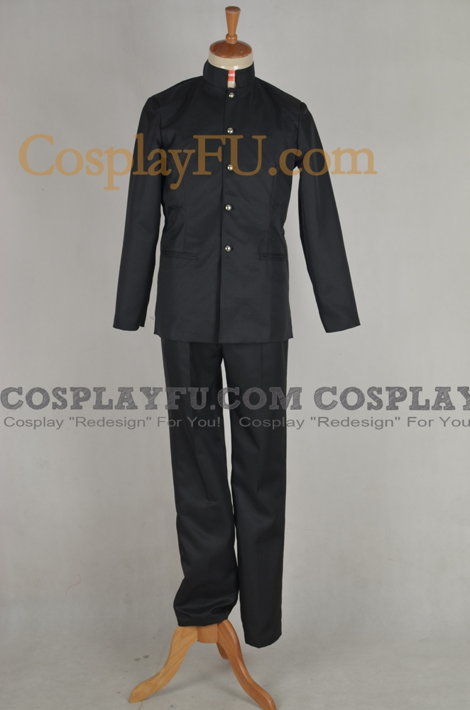 Ryuji Cosplay Costume from Toradora