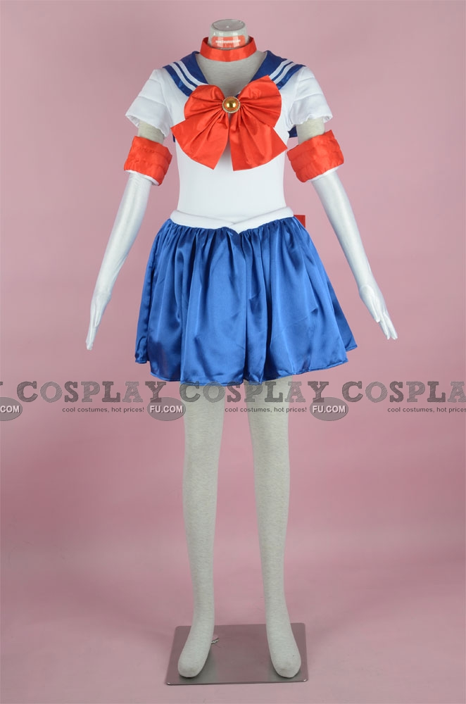 Sailor Moon Cosplay Costume from Sailor Moon