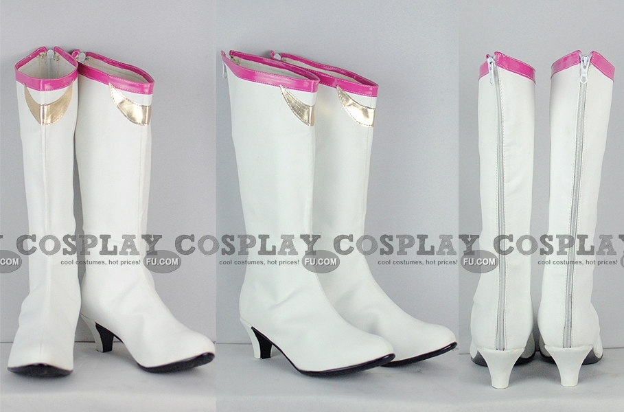 Sailor Moon Sailor Moon Scarpe (Bianco)