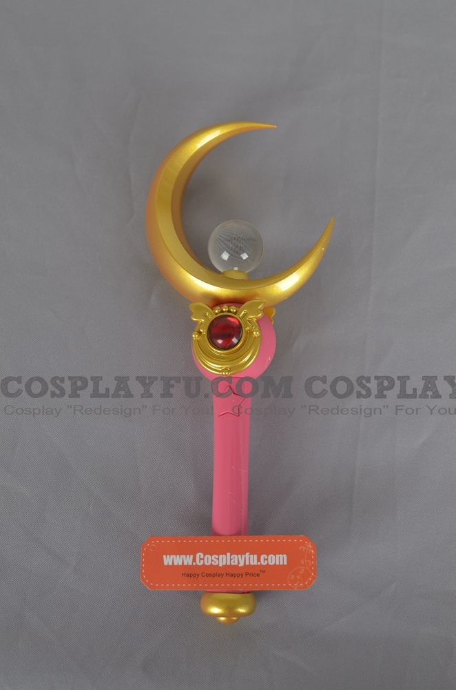 Pretty Guardian Sailor Moon Sailor Moon Cosplay (Moon Stick)