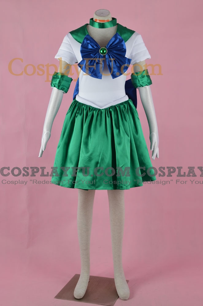 Sailor Moon Cosplay Costume (Sailor Neptune) from Sailor Moon