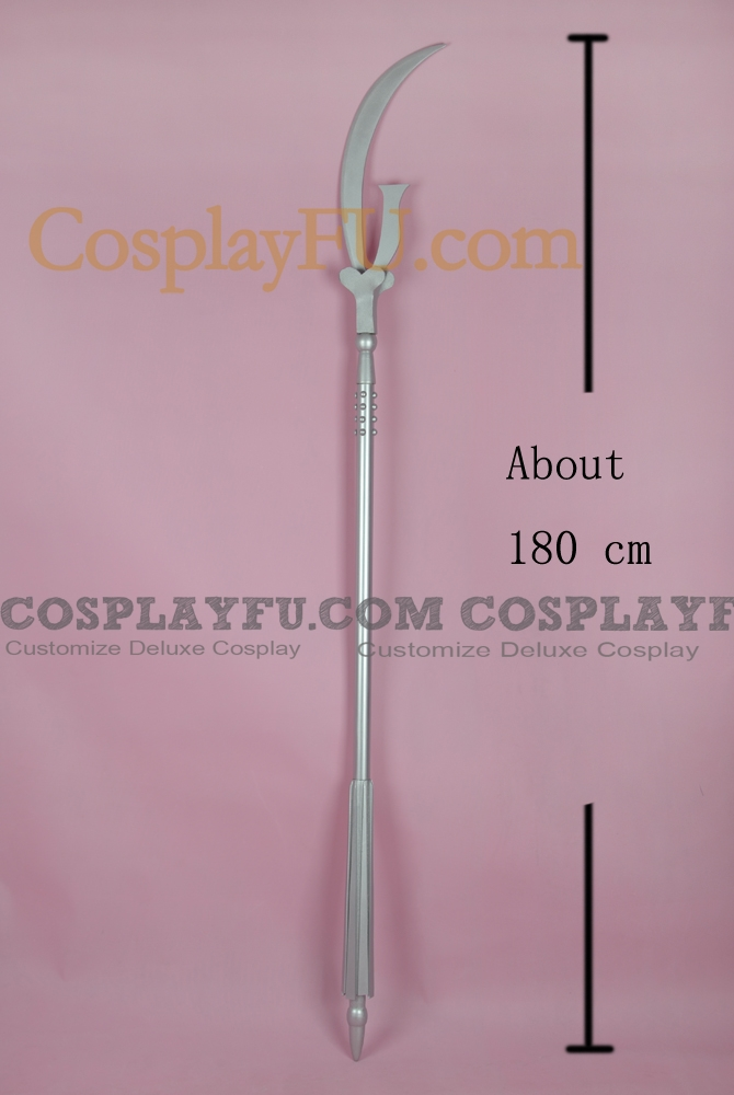 Sailor Saturn Death Sickle from Sailor Moon