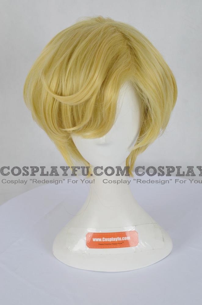 Sailor Uranus Wig (2nd) from Sailor Moon