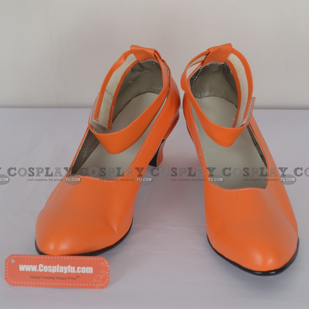 Sailor Venus Shoes from Sailor Moon
