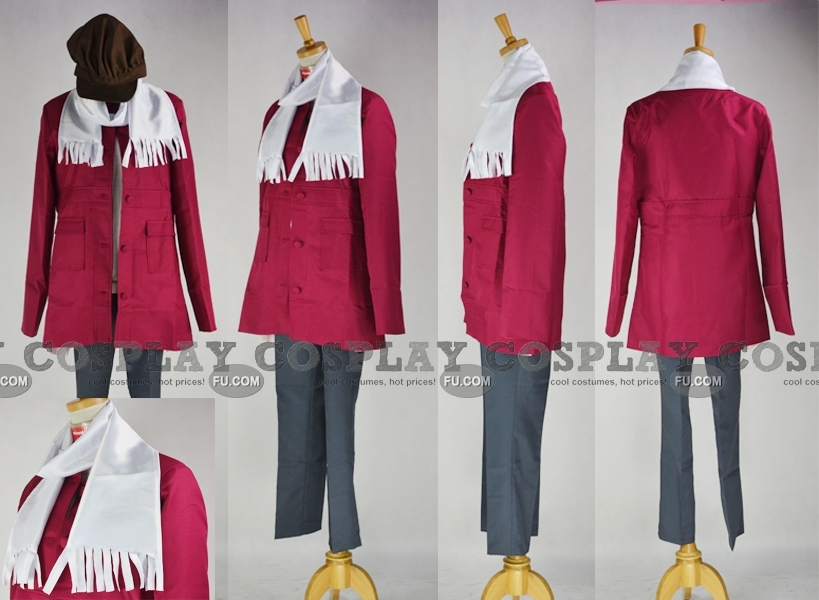 Saki Cosplay Costume from Eden of the East