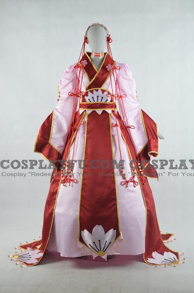 Sakura Cosplay Costume (Classic) from Tsubasa Reservoir Chronicle