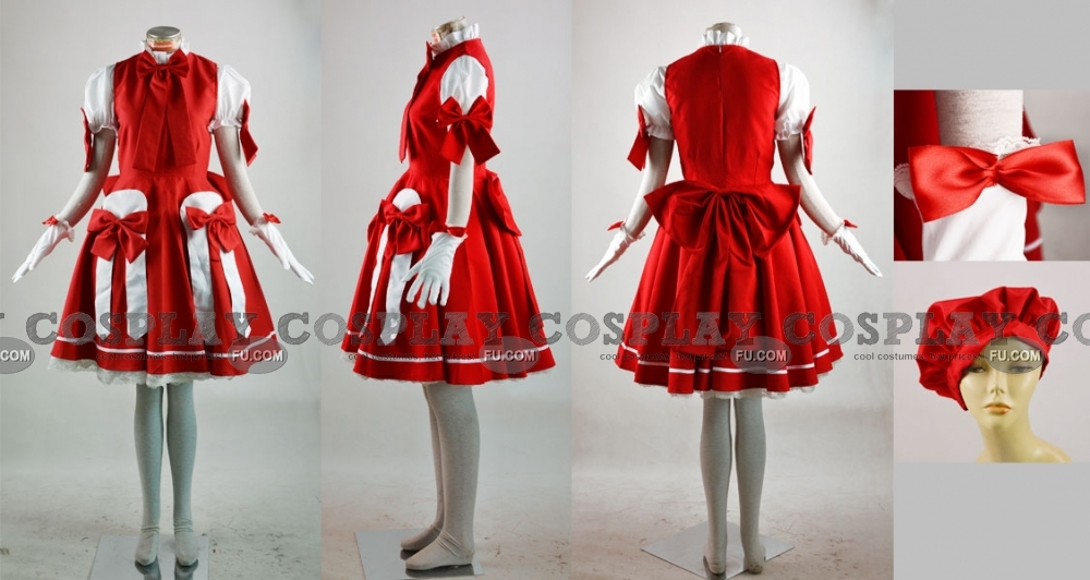Cardcaptor Sakura Sakura Kinomoto Disfraz (OP 3rd)