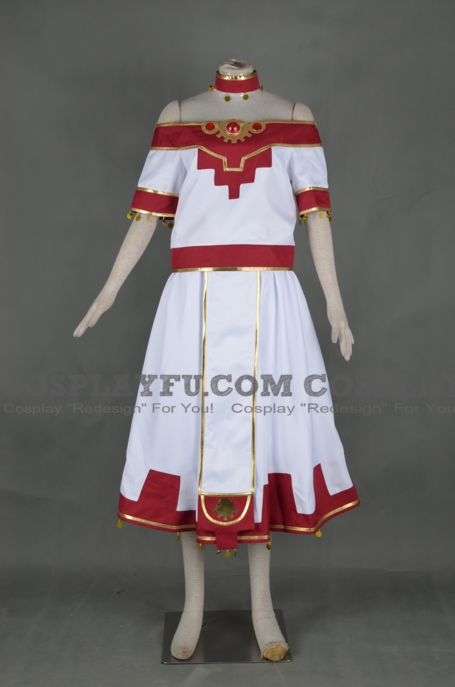 Sakura Cosplay Costume from Tsubasa Reservoir Chronicle