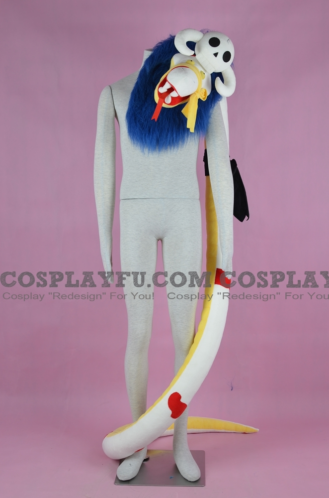 One Piece Salome peluche
