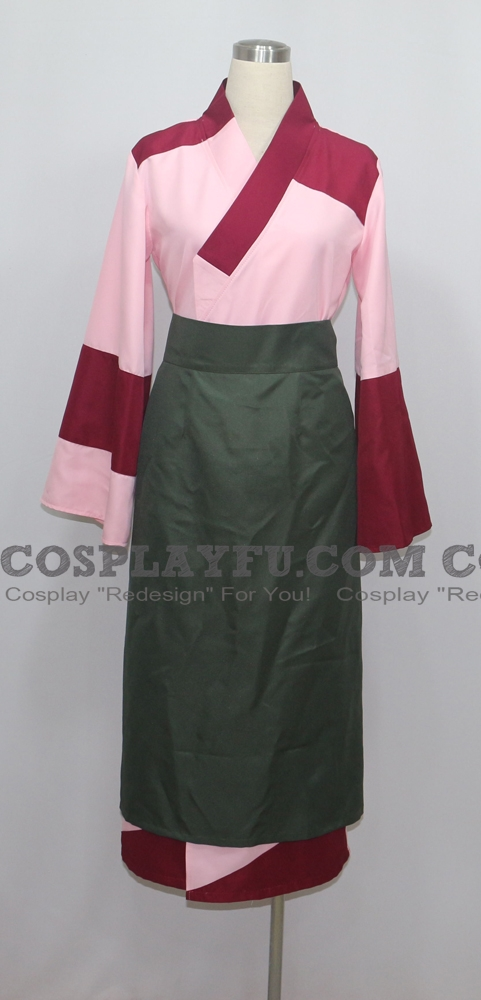 Sango Cosplay Costume from Inuyasha