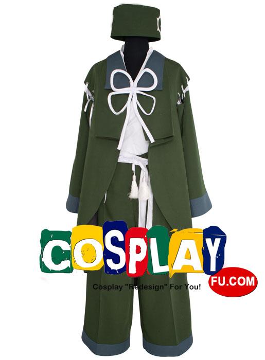 Sarutobi Cosplay Costume from Brave10