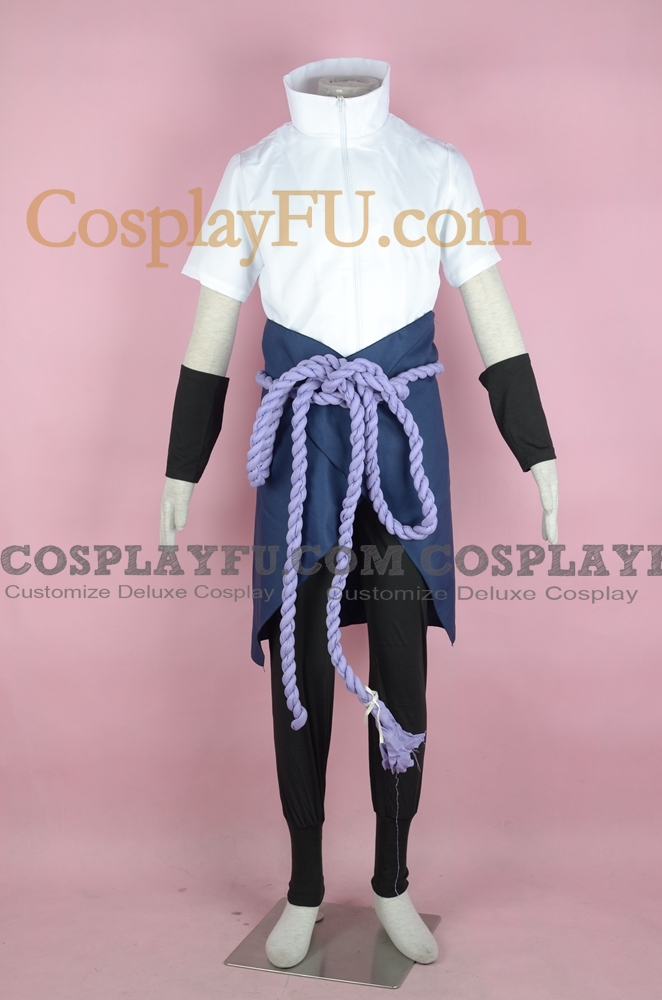 Sasuke Cosplay Costume (4th 1-585) from Naruto Shippuuden