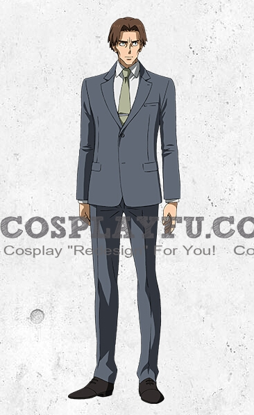 Savarin Cosplay Costume from Mobile Suit Gundam Iron Blooded Orphans