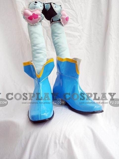 Sayaka Shoes (B216) from Puella Magi Madoka Magica