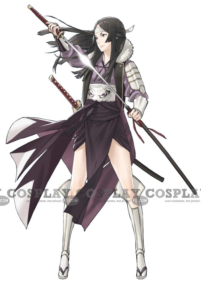Sayri Cosplay Costume from Fire Emblem Awakening