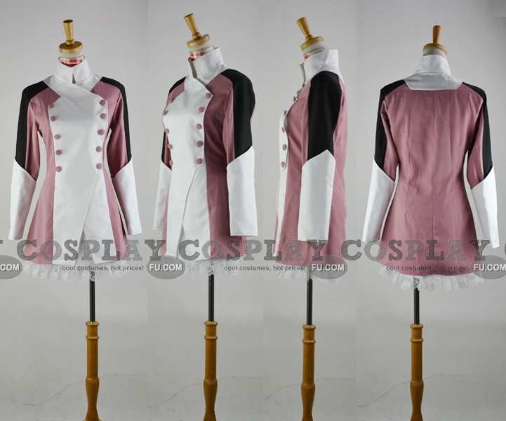 Scheris Cosplay Costume from sCRYed