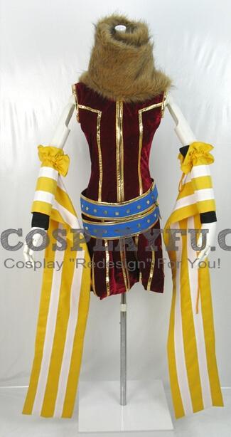 Scholar Cosplay Costume (Male) from Ragnarok Online