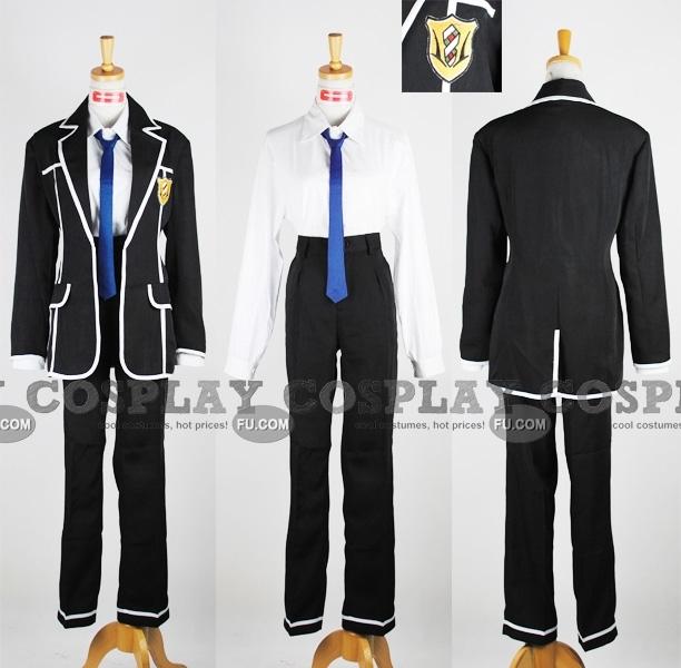 School Boy Uniform (Tennouzu High School) from Guilty Crown