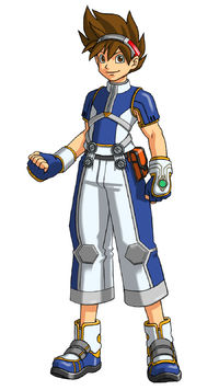 Sei Cosplay Costume from Virtua Quest