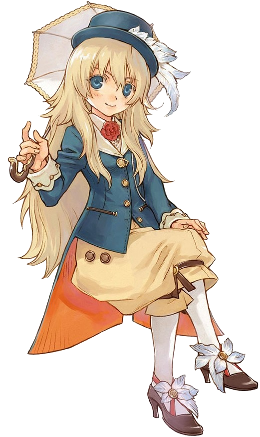 Selphy Cosplay Costume from Rune Factory Frontier