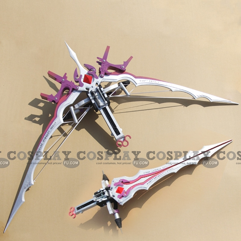 Serah Bow and Arrow (Pink) from Final Fantasy XIII