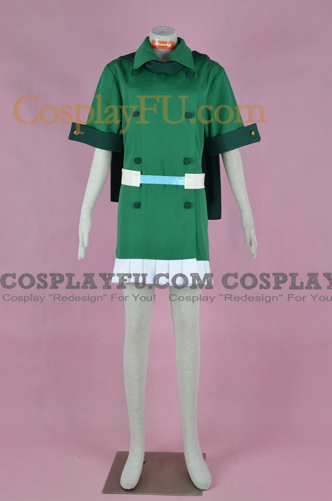 Seryu Cosplay Costume from Akame ga Kill!