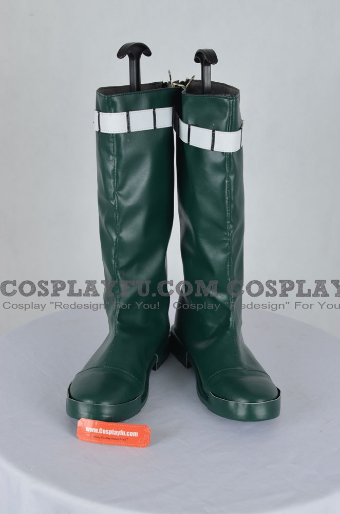 Seryu Shoes (Q0936) from Akame ga Kill