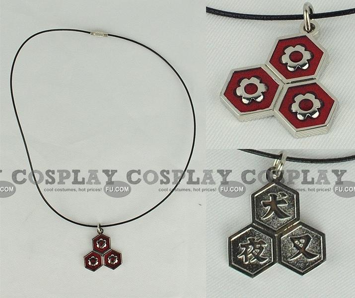Sesshomaru Necklace from Inuyasha