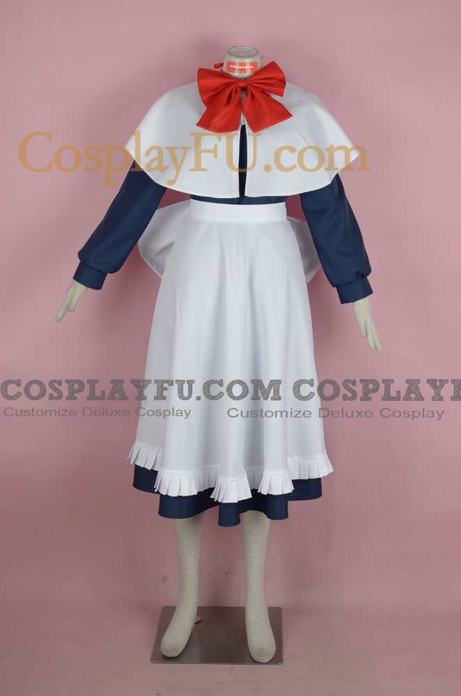 Shanghai Cosplay Costume from Touhou Project