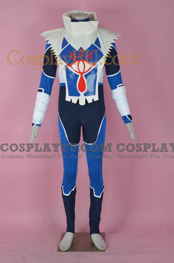 Sheik Cosplay Costume (2nd) from The Legend of Zelda