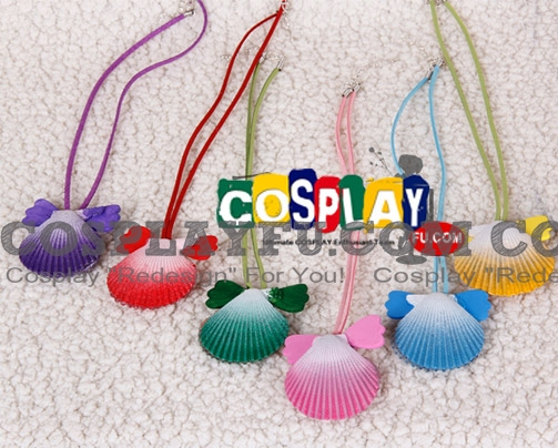 Shell Necklace Desde Cosplay