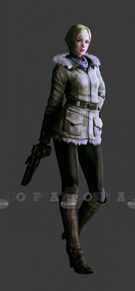 Sherry Cosplay Costume from Resident Evil