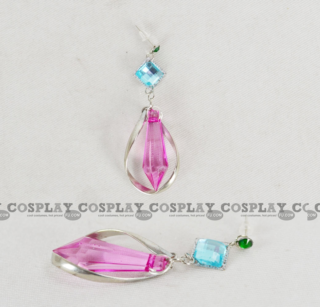 Sheryl Earring from Macross Frontier