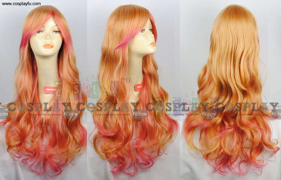 Sheryl Wig (Mix Color) from Macross Frontier