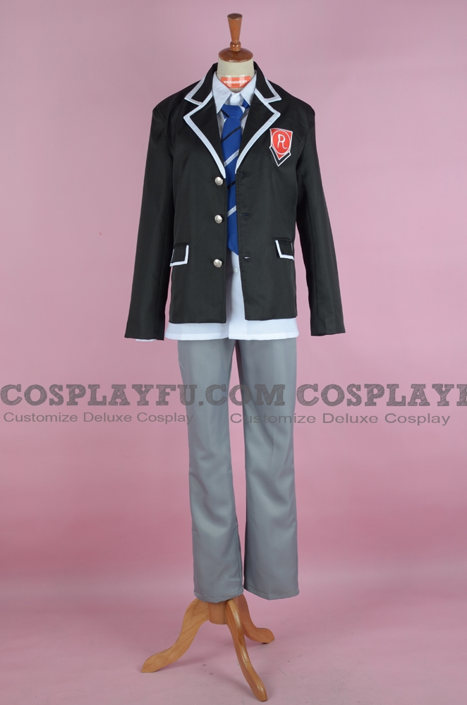 Shido Cosplay Costume from Date A Live