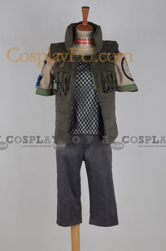 Shikamaru Cosplay Costume (001-C62) from Naruto