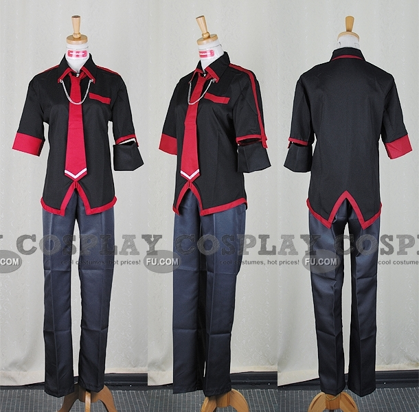Blood-C Shinichiro Tokizane Disfraz