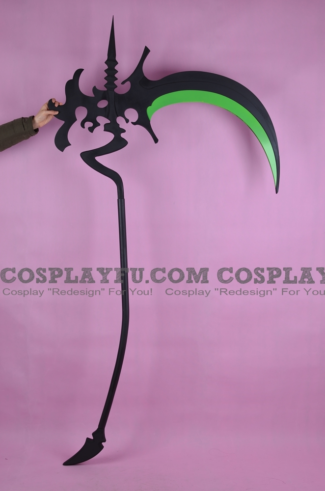 Shinoa Scythe (Shikama Doji) from Seraph of the End