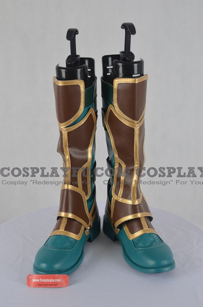 Shinon Shoes from Fire Emblem: Path of Radiance