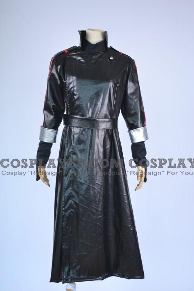 Shinpachi Cosplay Costume from Gin Tama