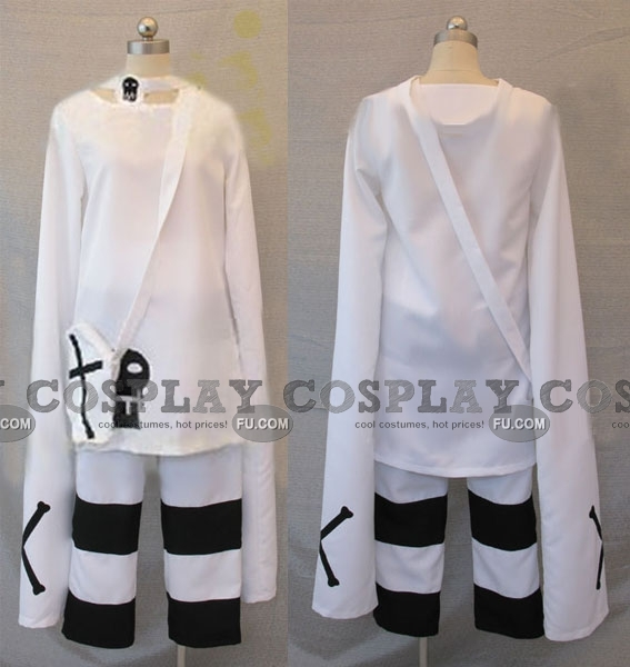 Shiraume Cosplay Costume from Air Gear
