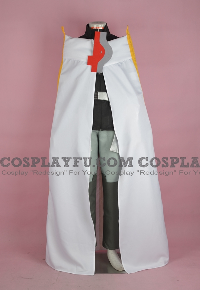 Log Horizon Shiroe Costume