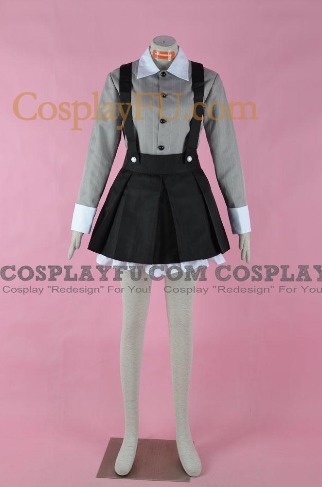 Ice Scream Shirogane Costume (Femminile)