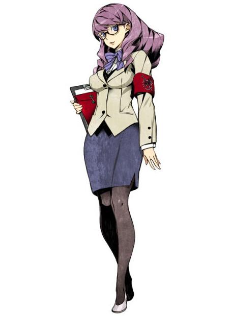 Shizuka Cosplay Costume from 7th Dragon 2020