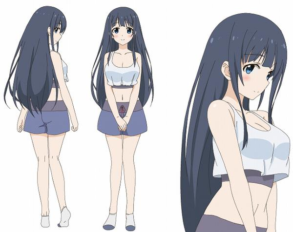 Shizuno Cosplay Costume from Anitore! EX