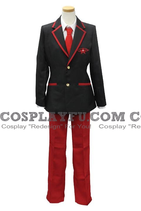 Shoma Cosplay Costume (School Uniform) from Mawaru Penguindrum
