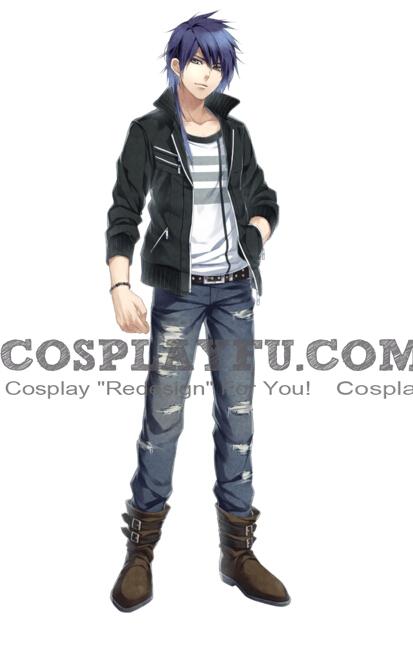 Shukuri Cosplay Costume (2nd) from NORN9