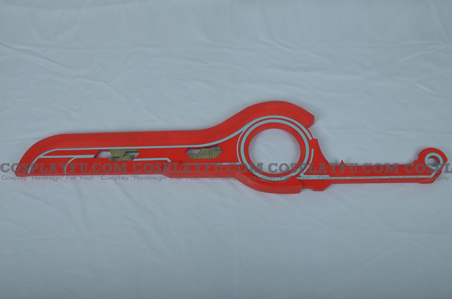 Shulk Monado Sword from Xenoblade Chronicles