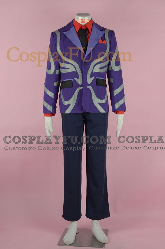 Shuu Cosplay Costume from Tokyo Ghoul