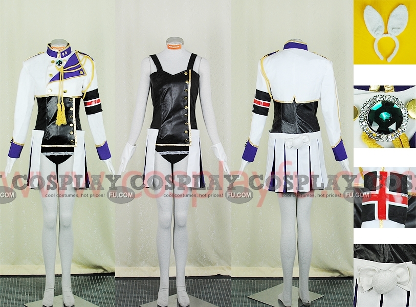 Chiester 556 Cosplay Costume from Umineko no Naku Koro ni